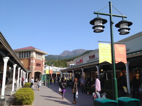 Gotenba Factory Outlet