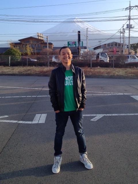 OTW to Mount Fuji