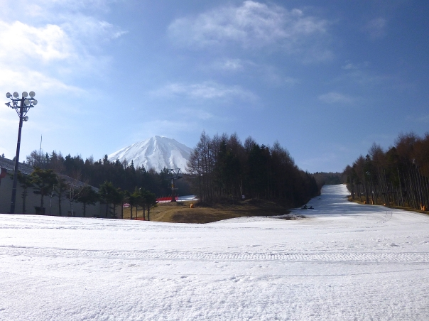 Mount Fuji Ski Resort